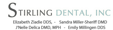 Dentistry | Stirling Dental, INC