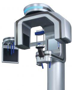 CBCT 3D scanner